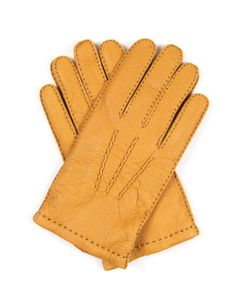 DENTS | Hampton Cashmere-Lined Leather Gloves