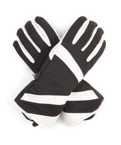 TONI SAILER | Alek Nylon And Leather Gloves