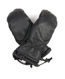 LACROIX | Lx Initial Leather Mittens