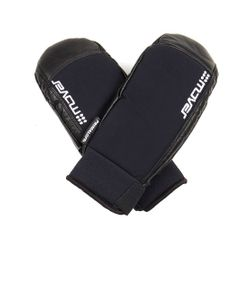 MOVER | Insulated Stretch And Leather Mittens
