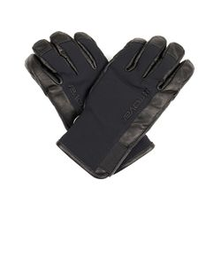 MOVER | Insulated Stretch And Leather Gloves