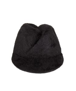 GIGI BURRIS MILLINERY | Esther Fur-Felt Visor Hat