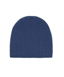 Denis Colomb   Ribbed-Knit Cashmere Beanie Hat