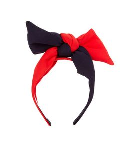 BENOÎT MISSOLIN | Carmen Bi-Colour Silk Headband