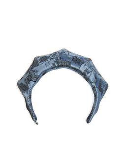 Master Piece | Koko Shnik Origami Silk-Blend Headband