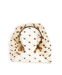 BENOÎT MISSOLIN | Noelle Veil Headband