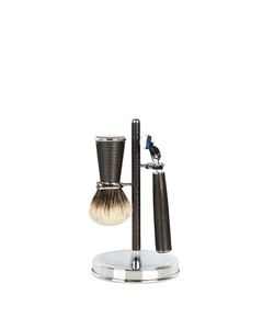 CEDES MILANO | Carbon-Fibre Shaving Set
