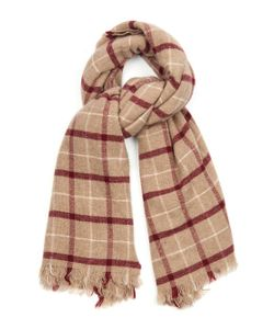 MY FAVOURITE THINGS | Checked Cashmere Scarf