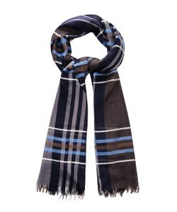 BEGG & CO. | Staffa Check Cashmere And Silk-Blend Scarf