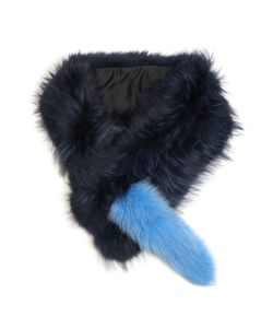 CHARLOTTE SIMONE | Popsicle Fur Scarf