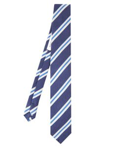 MATHIEU JEROME | Striped Silk Tie