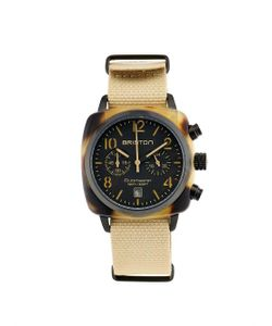 BRISTON | Clubmaster Chronograph Watch