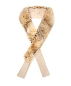32 PARADIS SPRUNG FRERES | Balthazar Fox And Shearling Scarf