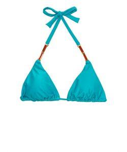 VIX | Gold-Plated Link Bikini Top