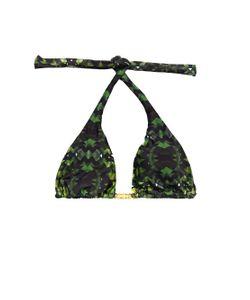 VIX | Amazonia-Print Bikini Top