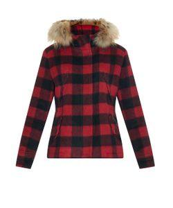 WOOLRICH JOHN RICH & BROS. | Plaid Lumberjack Wool Jacket