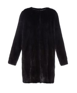 LILLY E VIOLETTA | Katie Mink Fur Coat