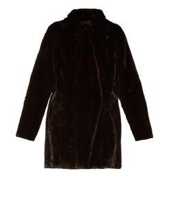 32 PARADIS SPRUNG FRERES   Reversible Mink-Fur Coat