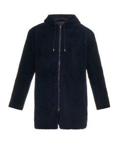 INÈS & MARÉCHAL | Winnerbis Hooded Shearling Coat