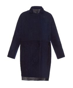 32 PARADIS SPRUNG FRERES | Reversible Zipped-Side Shearling Coat