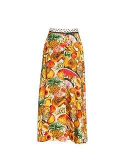 EASTON PEARSON TAKE AWAY | Introduce Me High-Waisted Silk Skirt