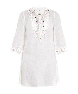 EASTON PEARSON TAKE AWAY | Amea Kuta Embroidered Linen Dress