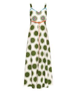 EASTON PEARSON TAKE AWAY | Summergirl Guava Spot-Print Dress