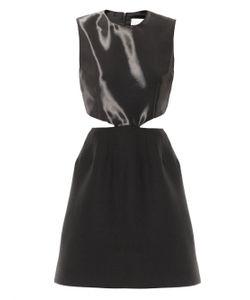 Honor | Liquid Sateen Cut-Out Dress