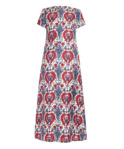 LA DOUBLEJ EDITIONS | Liberty Silk Maxi Dress
