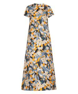 LA DOUBLEJ EDITIONS | Margherita Silk Maxi Dress