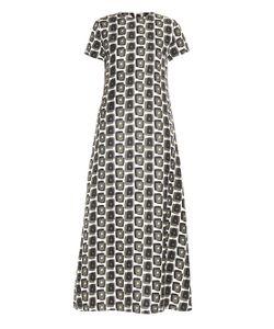 LA DOUBLEJ EDITIONS | Minimale Silk Maxi Dress