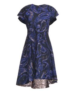 Ellery | Heros Paisley-Jacquard Dress
