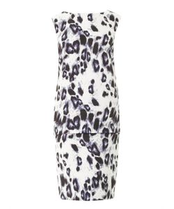Camilla And Marc | Primary Key Leopard-Print Dress