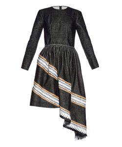 DANIELLE ROMERIL | Undone Asymmetric Hem Dress