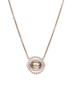 Susan Foster | Diamond Rose-Gold Necklace