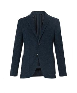 AC CANTARELLI | Single-Breasted Textured Blazer