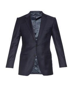 GIEVES & HAWKES | Single-Breasted Wool Blazer