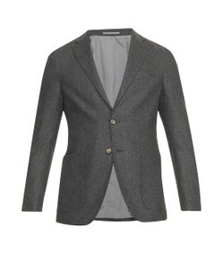 AC CANTARELLI | Single-Breasted Wool Blazer