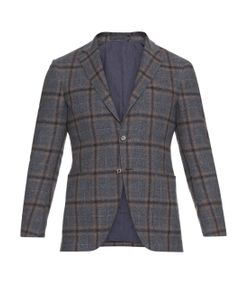 AC CANTARELLI | Single-Breasted Wool And Cashmere-Blend Blazer