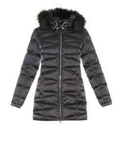 TONI SAILER | Uma Fur-Trimmed Coat