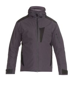 MOVER | Technical Cotton-Gabardine Ski Jacket