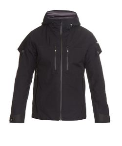 MOVER | Shell Technical Cotton-Gabardine Ski Jacket