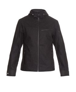 MOVER | Loden Wool-Blend Technical Ski Jacket