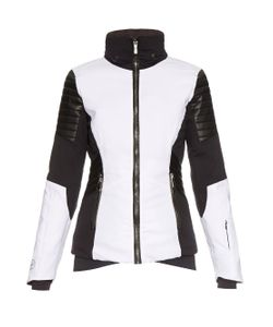 LACROIX | Distinction Faux Leather-Trimmed Ski Jacket