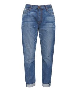 TORTOISE JEANS | Testudo Low-Slung Boyfriend Jeans