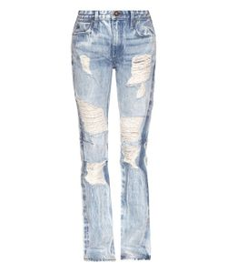 TORTOISE JEANS | Bell Mid-Rise Flared Jeans