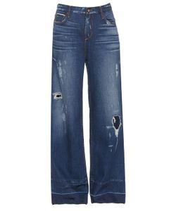TORTOISE JEANS | Clemmys Low-Slung Wide-Leg Jeans