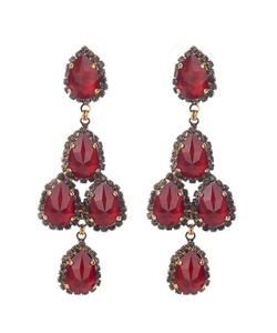 Erickson Beamon | Duchess Of Fabulous Earrings