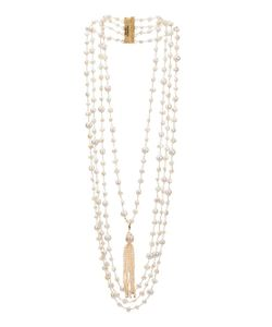 ROSANTICA BY MICHELA PANERO | Prateria Layered Pearl Necklace