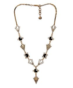 Lulu Frost | Terraced Necklace